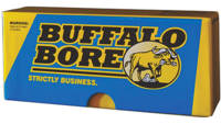 Buffalo Bore Ammo 35 Remington JFN 220 Grain 20 Ro