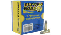 Buffalo bore Ammo .357 magnum heavy 180 Grain lfn-