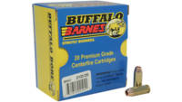 Buffalo bore Ammo 10mm auto 155 Grain barnes tac-x