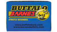 Buffalo bore Ammo 9mm luger +p+ 115 Grain barnes t