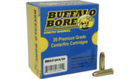 Buffalo Bore Ammo 32 H&R Mag+P JHP 100 Grain 2