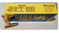 Buffalo Bore Ammo 458 SOCOM 400 Grain Jacketed Fla