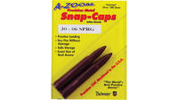 A-Zoom Dummy Ammo Snap Caps Rifle 30-06 Springfiel