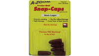 A-zoom metal snap cap 9mm luger 5-pack [15116]
