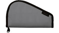 Bulldog Cases Pistol Rug Fits Large Gun Metal Gray