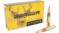 Berger Ammo Hunting 308 Win 168 Grain Classic Hunt