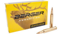 Berger Ammo Hunting 300 Win Mag 168 Grain Classic