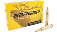 Berger Ammo Hunting 300 Win Mag 185 Grain Classic