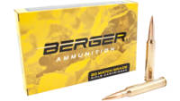 Berger Ammo Tactical 300 Win Mag 215 Grain Hybrid