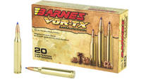 Barnes Ammo Vor-Tx 25-06 Remington 100 Grain TSX B