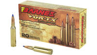 Barnes Ammo Vor-Tx 7mm-08 Remington 120 Grain TSX