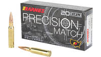 Barnes Precision Match 308 Win 175 Grain Open Tip