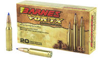 Barnes VOR-TX 308 Win 130 Grain Tipped Triple Shoc