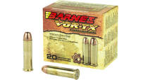 Barnes VOR-TX  357 Mag  140 Grain  XPB  Jacketed H