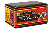 Barnes Reloading Bullets 6.5mm .264 130 Grain TSX