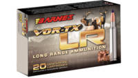 Barnes Ammo Vor-Tx LR Rifle 6mm Creedmoor 95 Grain