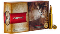 Norma Ammo Amer PH 257 Roberts 100 Grain SP 20 Rou