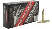 Norma Ammo Match Sierra Matchking 223 Remington 77