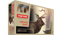 Norma Ammo Bondstrike Extreme 308 Winchester 180 G