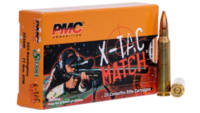 Pmc Ammo .223 remington 77 Grain otm sierra bullet