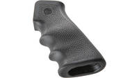 Hogue AR-15 Overmolded Rubber Grip w/Finger Groove