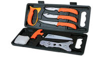 Outdoor Edge Knife Wild-Pak Game Processor Set Ski