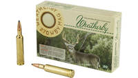 Weatherby Ammo 270 Weatherby Magnum Spire Point 13