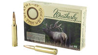 Wby Ammo 7mm weatherby magnum 154 Grain hornady sp