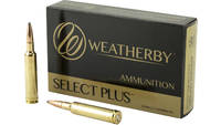 Wby Ammo 7mm weatherby magnum 175 Grain hornady sp