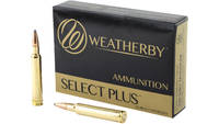 Weatherby Ammo 300 Weatherby Magnum Spire Point 15