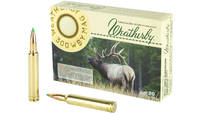 Weatherby Select Plus Ammunition 300 Weatherby Mag