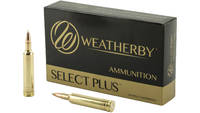 Weatherby Select Plus Ammunition 257 Weatherby Mag