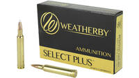 Weatherby Ammo 300 Weatherby Magnum Nosler AccuBon