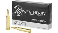 Weatherby Ammo Norma 270 Weatherby Magnum Spitzer