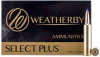 Weatherby Ammo 257 Weatherby Magnum 100 Grain Barn