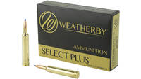 Weatherby Ammo 6.5-300 Weatherby Magnum 127 Grain