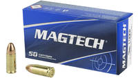 Magtech Ammo Sport Shooting 9mm FMJ 124 Grain 50 R
