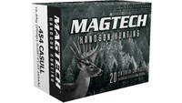 Magtech Sport Shooting 454 260 Grain Semi Jacketed