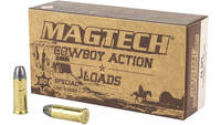 Magtech Ammo Cowboy 44 Special Lead Flat Nose 240