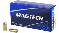 Magtech Ammo .40 sw 165 Grain fmj-flat point 50 Ro