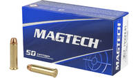 Magtech Ammo Sport Shooting 357 Magnum FMJ Flat Po