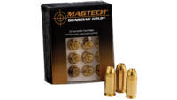 MagTech Ammo 45 GaugeP 185 Grain JHP Guardian Gold