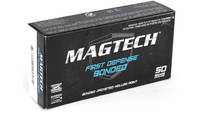 Magtech Ammo First Defense 9mm 147 Grain JHP Bonde