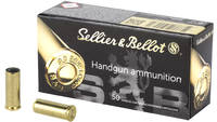 S&b Ammo .32 sw long 100 Grain lead-wad cutter
