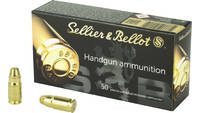 S&b Ammo .357 sig 140 Grain fmj 50 Rounds [SB3
