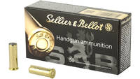Sellier & Bellot Ammo 38 Special Wad Cutter 14