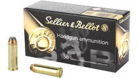 Sellier & Bellot Ammo 44 Magnum 240 Grain SP 5
