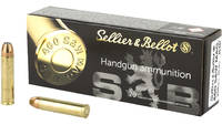 Sellier & Bellot Pistol 460 S&W 255 Grain