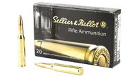 Sellier & Bellot Ammo Training 7x57mm Mauser F