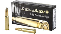 Sellier & Bellot Ammo 30-30 Winchester SP 150